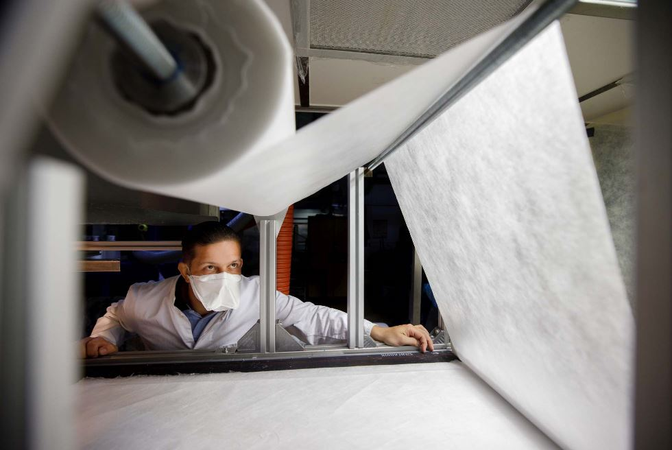 Medizinische Schutzmasken geprüft und freigegeben