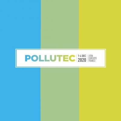 +++ CANCELLED +++  Visit us at the Pollutec 2020 exhibition in Lyon, France