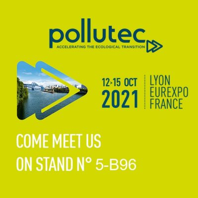 Exhibition POLLUTEC 2021 in France, Lyon